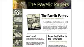 The Pavelic Papers